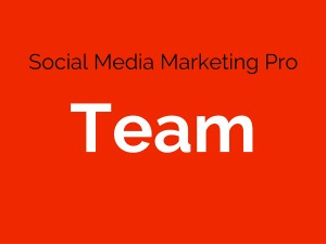 team social media marketing pro