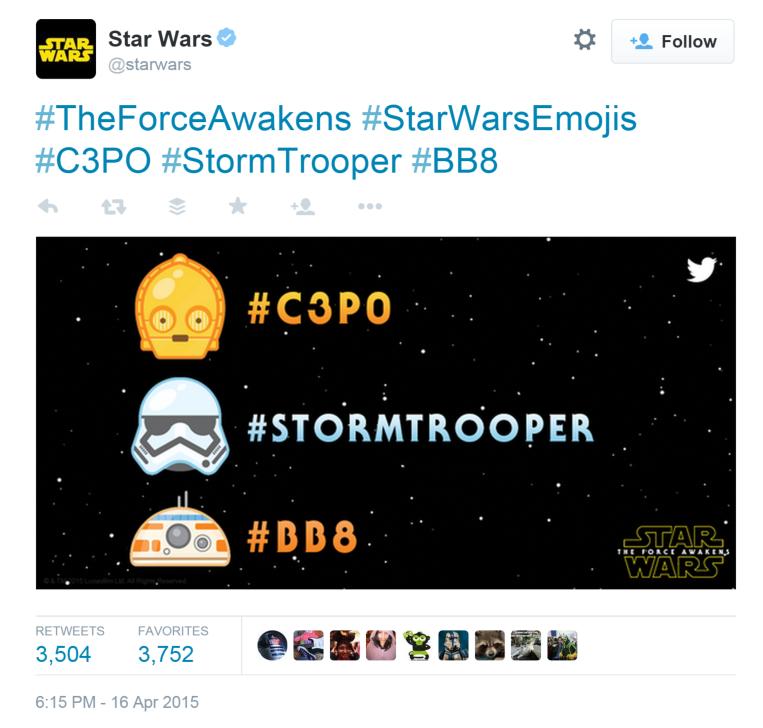 star wars емоджи